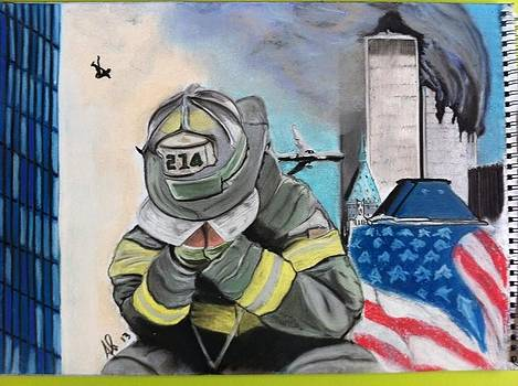 9/11 by Alessandro Cedroni
