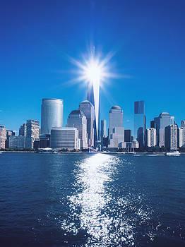 9/11 Memorial by Lidia Sharapova