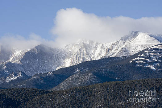 Steve Krull - Cloudy Peak