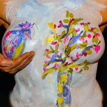 Best Strokes -  formerly Breast Strokes - Hadassah Greater Atlanta - 9. Susan Proctor, Artist, 2015