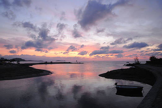 Ibiza sunsets by Nano Calvo