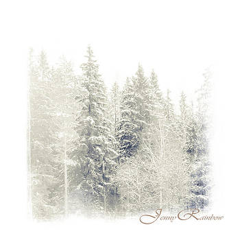 Jenny Rainbow - Winter Wonderland. Elegant KnickKnacks from JennyRainbow