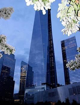 911 New York Spirits by Artista Elisabet