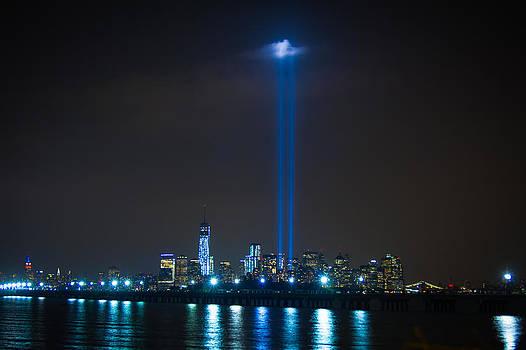 911 Tribute in Lights by Douglas Adams