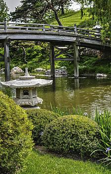 Asian Garden by Patrick  Warneka