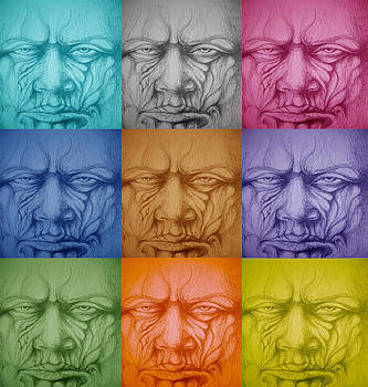 9faces by Moshfegh Rakhsha
