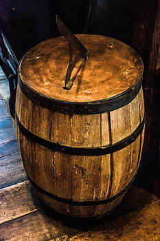 A Barrel of Fun by Jason Brow