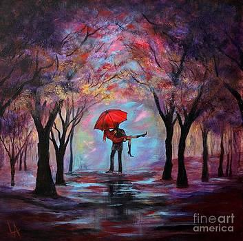 A Beautiful Romance by Leslie Allen