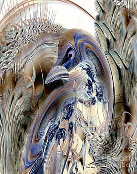 A Bird in the Bush by Doris Wood