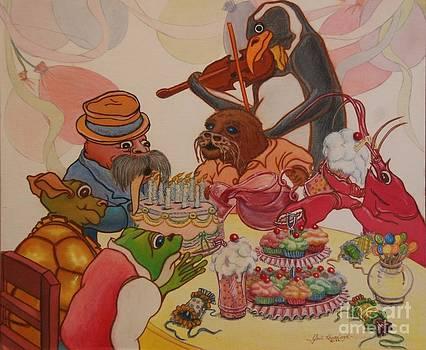A Birthday Surprise by Gail Allen