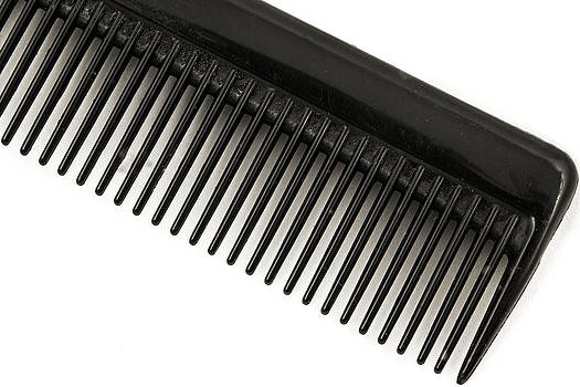 A Black Comb by Mason Resnick