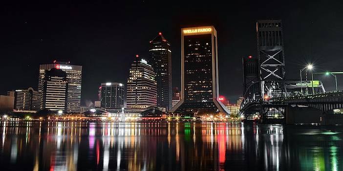 Frozen in Time Fine Art Photography - A Black Night in Jacksonville