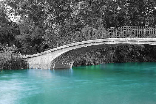 A bridge from the past by Andrew Barker