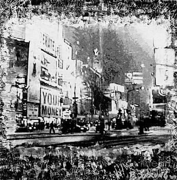 A Brisk Broadway by Bonnie Sprung