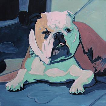 A Bulldog In Love by Xueling Zou