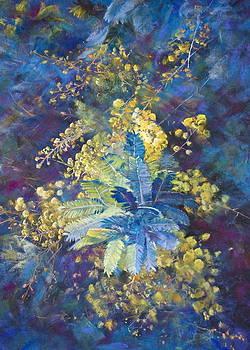 A Burst of Spring by Lynda Robinson