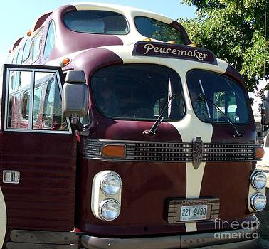 Gail Matthews - A bus called Peacemaker