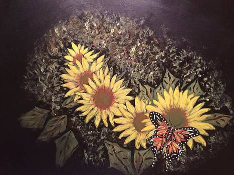 A Butterfly For Debbie by Theresa Simos