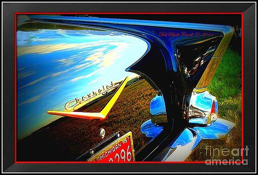 A Chevy Kind of Day by Deb Badt-Covell