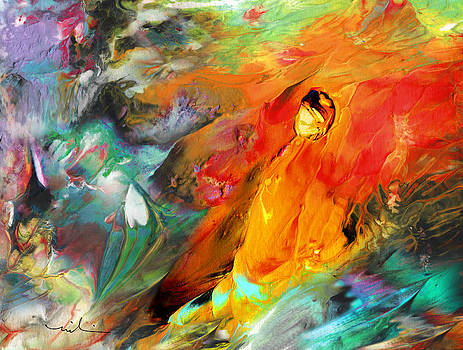 Miki De Goodaboom - A Child And His Demons