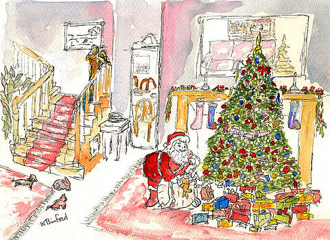 A Christmas Peak by Wade Binford