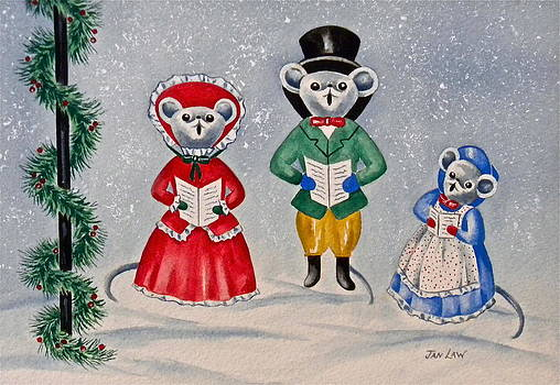 A Christmas Song by Jan Law