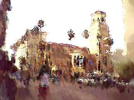 a church in L.A by Mehrdad Sedghi