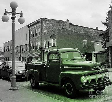A Classic Ford by Jackie Bodnar