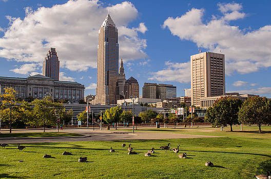 A Cleveland Morning by At Lands End Photography