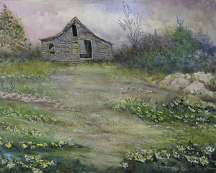 A Cloudy Day by Ann Arensmeyer