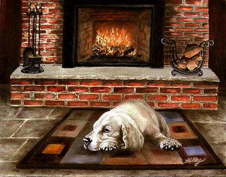 A Cold Winter's Night by Kathleen Kelly Thompson