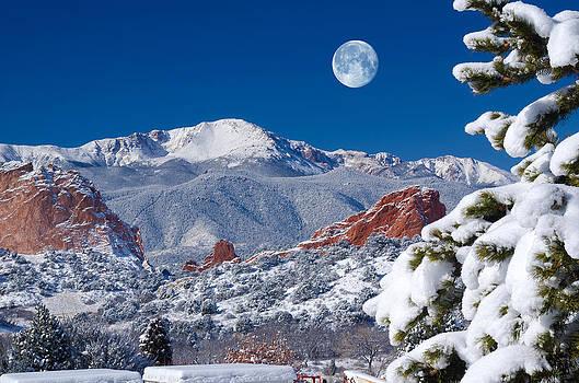 A Colorado Christmas by John Hoffman