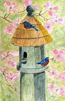 Angela Davies - A Cottage For Two