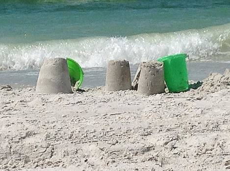 A day at the beach by Tami Bush