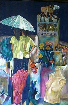 A Day in Bethany by Edwin Jumalon