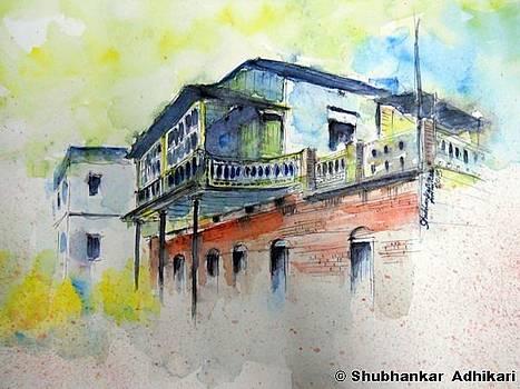A day in Taki by Shubhankar Adhikari