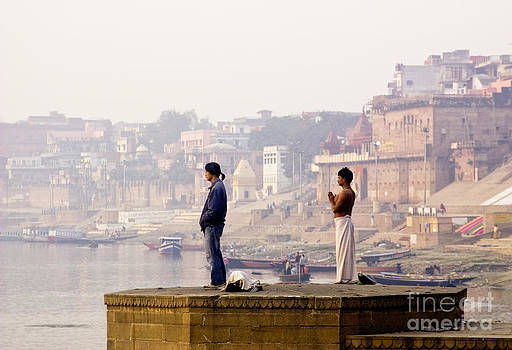 A Day in the Life of Varanasi India by Neville Bulsara