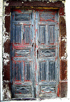 A Door Seldom Open by Floyd Menezes