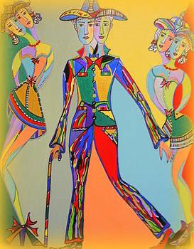 Men's Fantasy by Marie Schwarzer