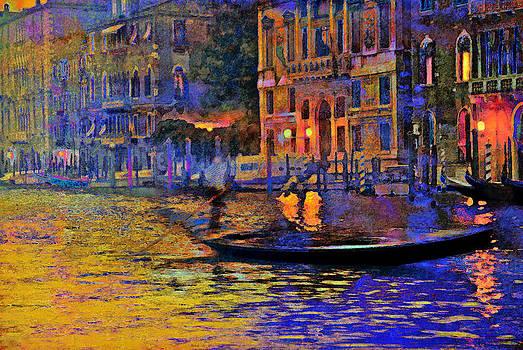 A Dream Of Venice by Steven Boone