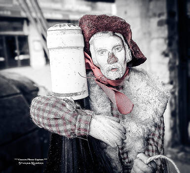 A drunk puppet life by Stwayne Keubrick