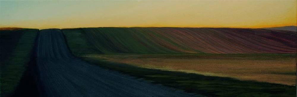 A Dry December Morning by Leonard Heid