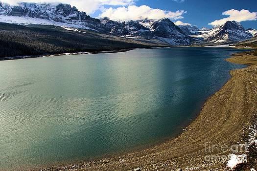 Adam Jewell - A Dusting On Glacier