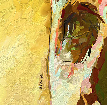 A Face in a Crowd by Peggy Gabrielson