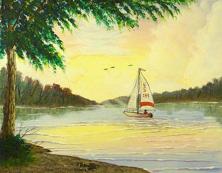 A Fair Wind by David Bentley
