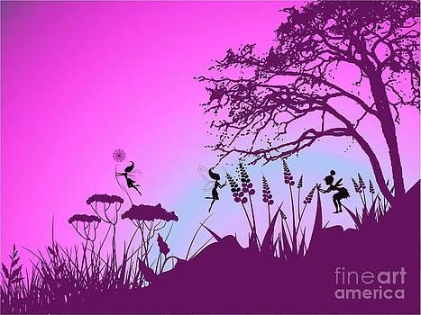 Andrea Kollo - A Fairyland Under the Rainbow