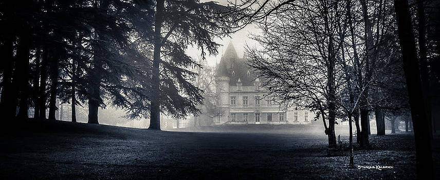 A famous French Castle by Stwayne Keubrick