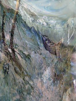 A Fantasy Storm by Judy Paleologos