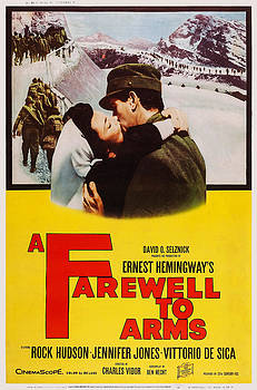 A Farewell To Arms, Us Poster by Everett