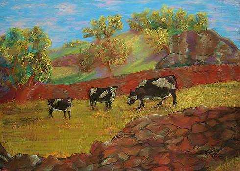 A field to Graze in by Sharon Leigh